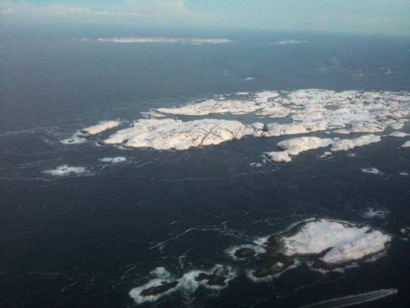 05 - Islands in front of Bodø