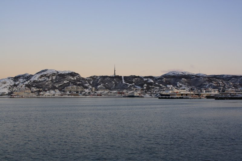 06 - Overview of Bodø Fjord