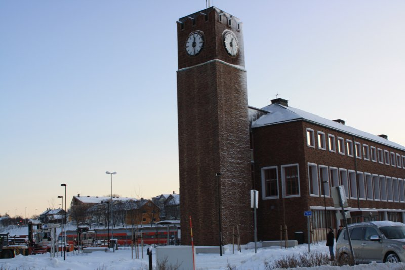 09 - Last train station in northern Norway